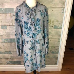 Rebecca Taylor silk dress size 10*****
